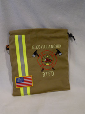 Firefighter Scba Bag
